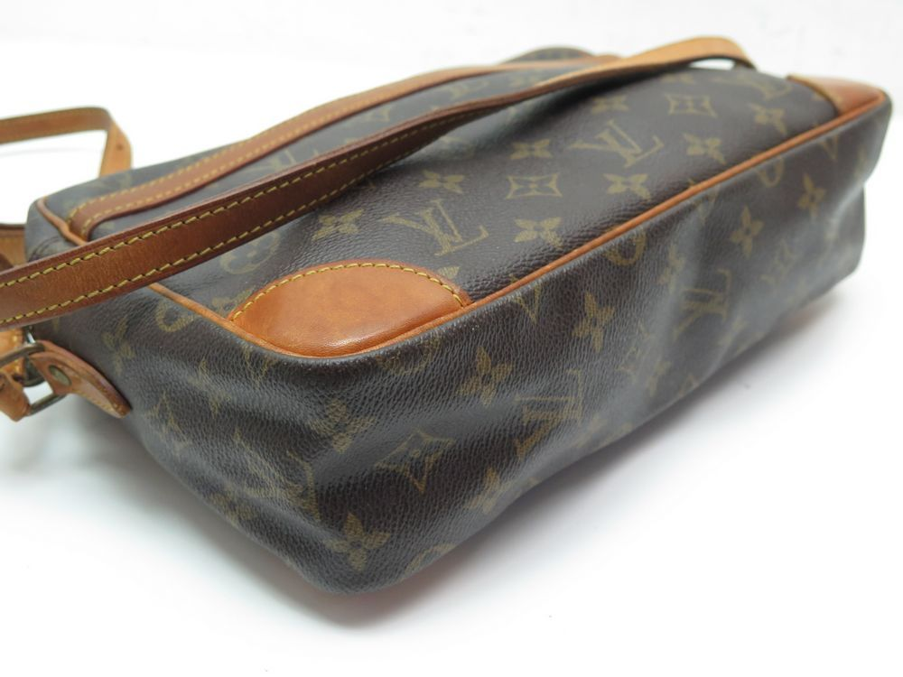 980d59bc2955 Loading zoom. Previous. VINTAGE SAC PORTE EPAULE LOUIS VUITTON TROCADERO  TOILE MONOGRAM BAG PURSE 1000€. Next