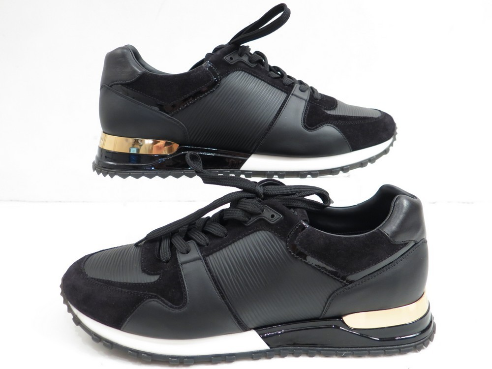 chaussures louis vuitton run away 39.5 baskets 4fe4de622d4