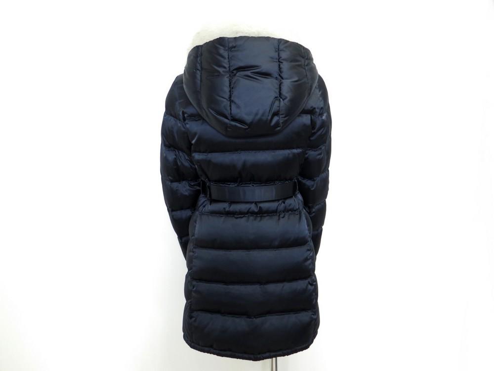 manteau doudoune prada 38 it 34 fr xs blouson col f1bb08455db