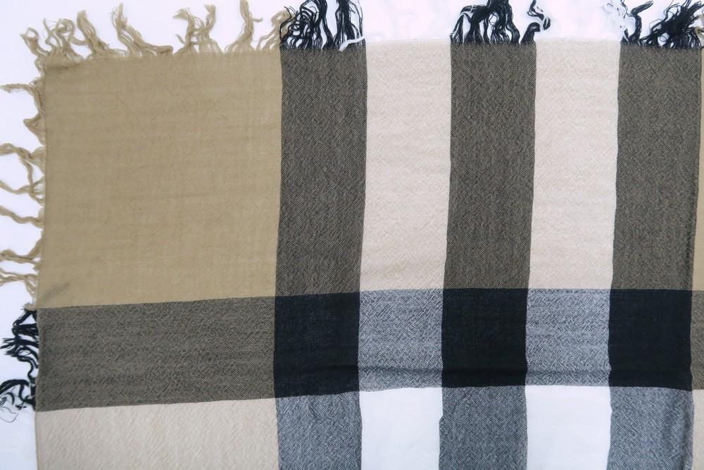 3f4c4f4756ef foulard burberry grand carre check 3841403 tartan