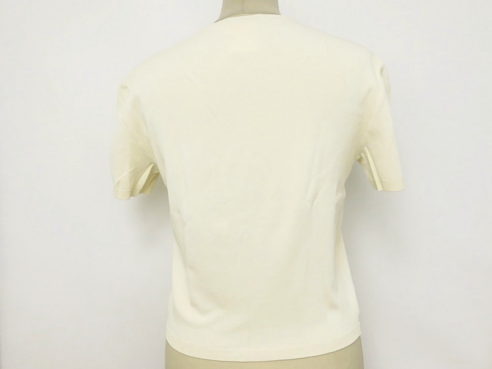 92cca398e37 t shirt manches courtes chanel m 40 haut femme en
