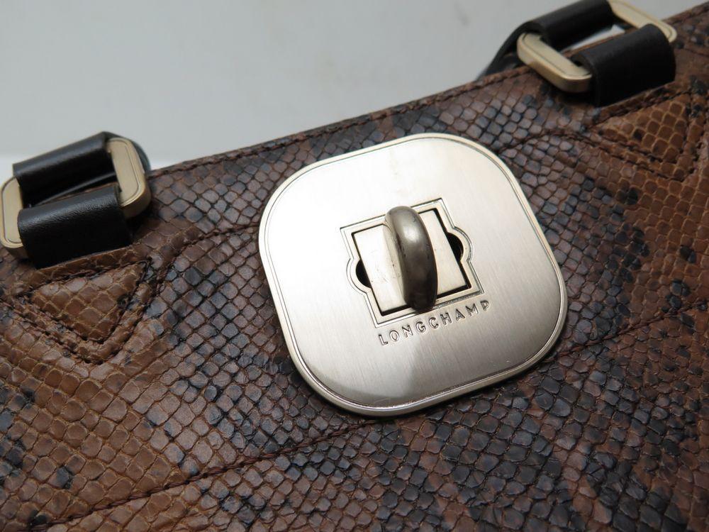 Longchamp Facon pelle in Handbag Gatsby 2804274121 7qzHaxw7r