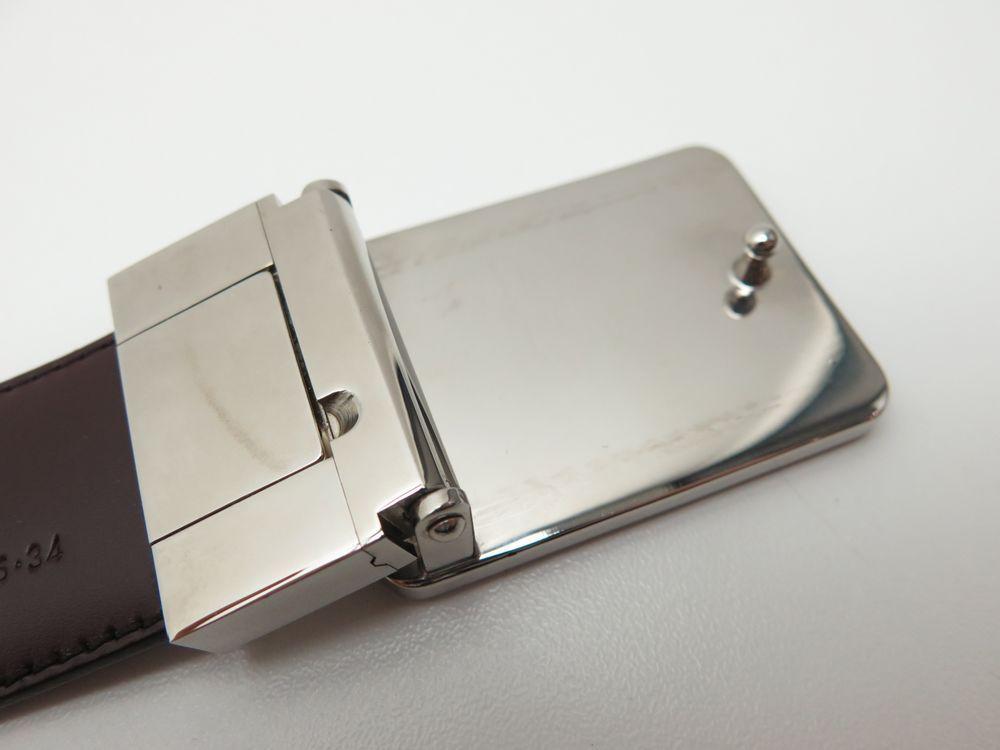 CEINTURE GUCCI BOUCLE LOGO 154633 T 85 EN TOILE SUPREME GG MONOGRAMMEE BELT  270€. Suivant 6494cd18742