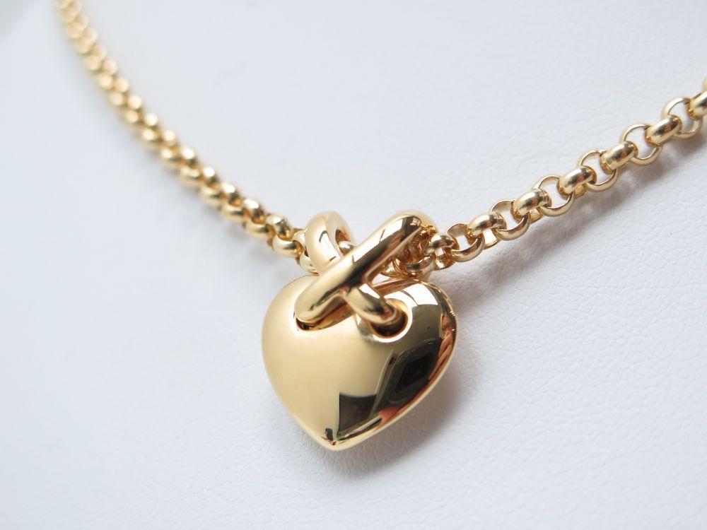 collier coeur lien chaumet