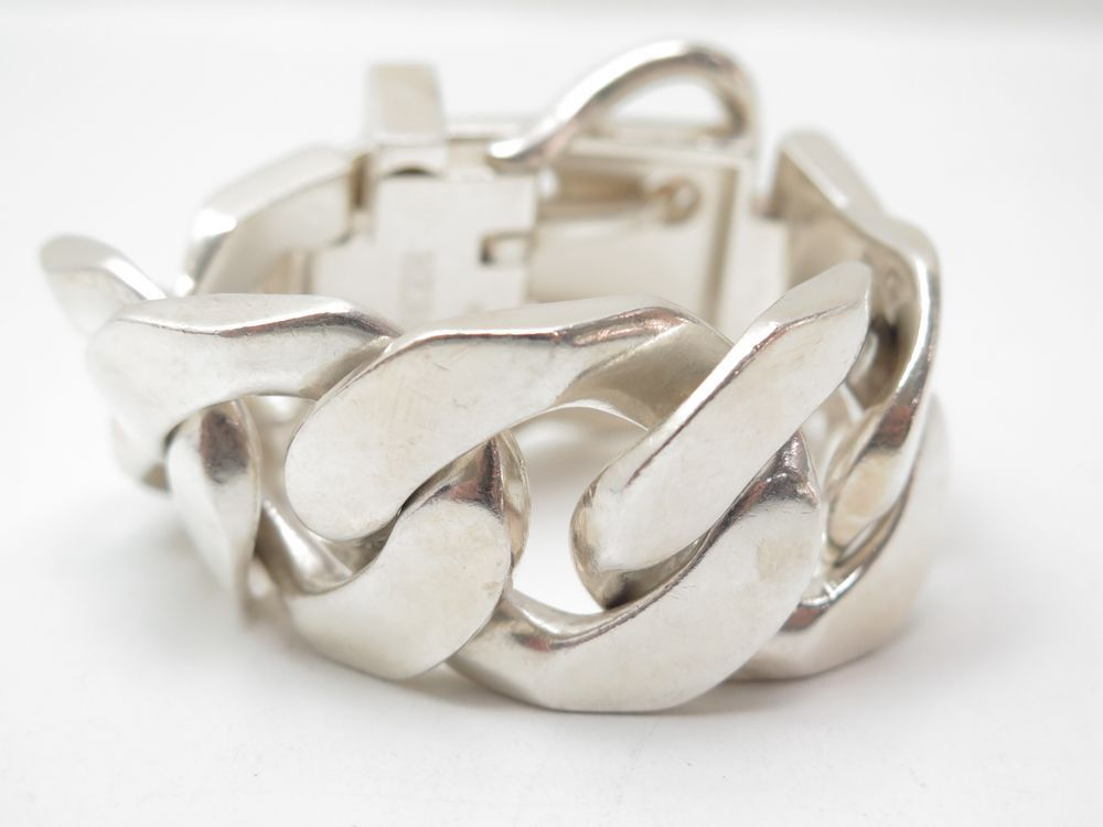 b8be53ee59a9 bracelet hermes boucle sellier t 16 17 gourmette