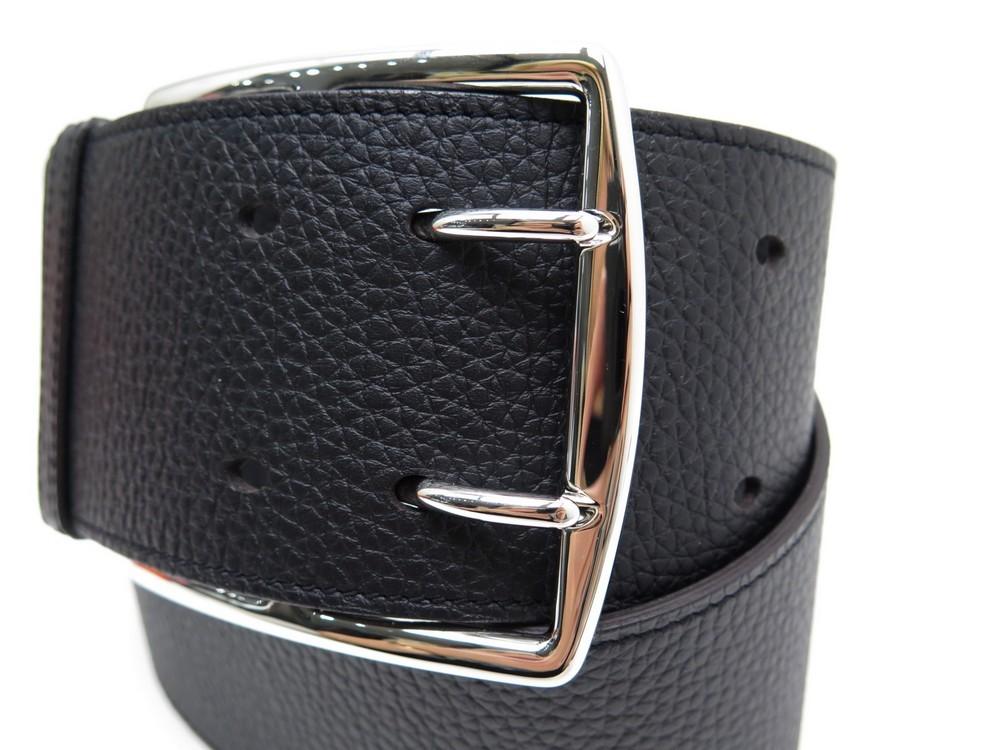 5eda38f8b0 ceinture hermes etriviere double large t 90 cuir