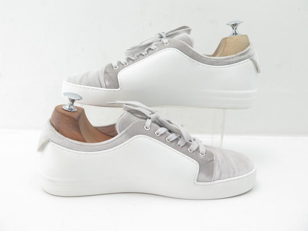 15e1bf9d36e5 chaussures chanel tennis logo cc g32719 42